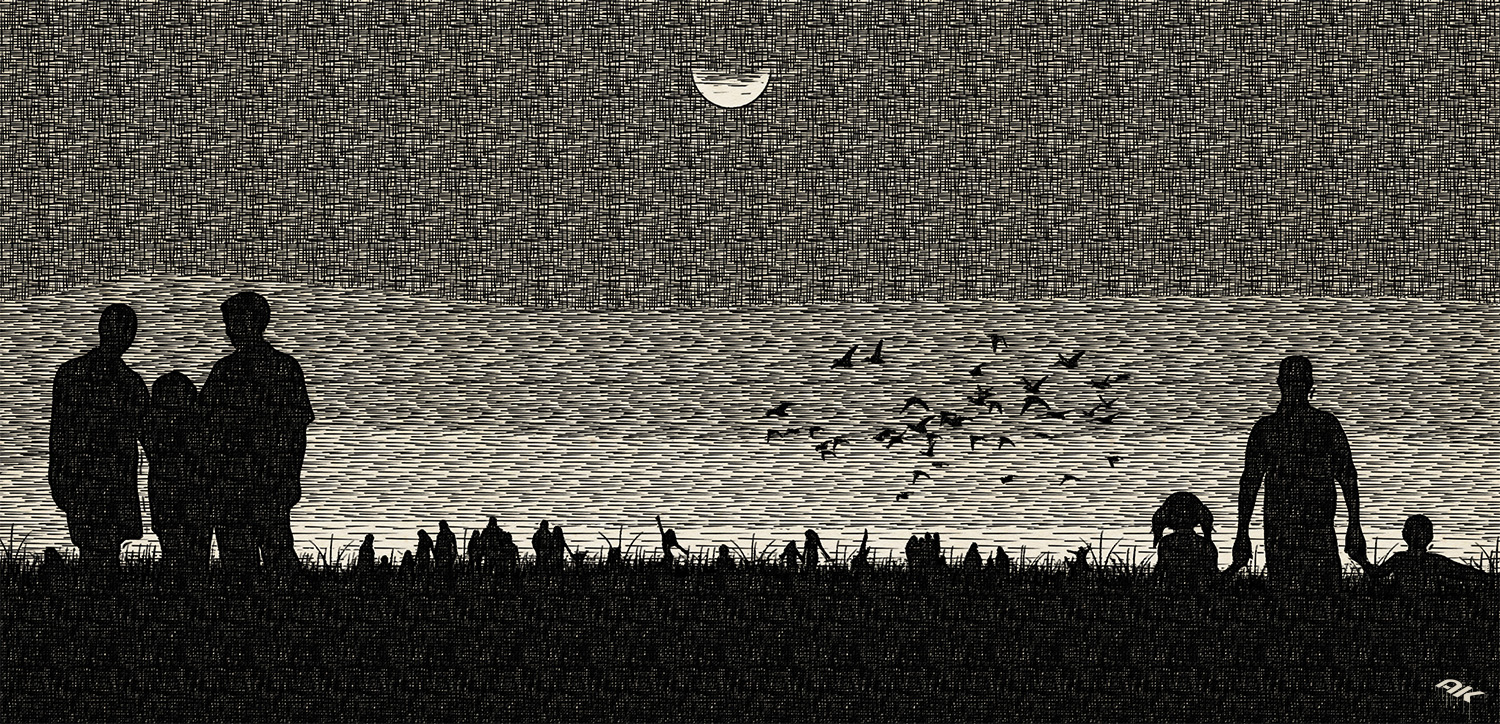 Silhouettes-Engraving-13-copyright-andrew-knutt