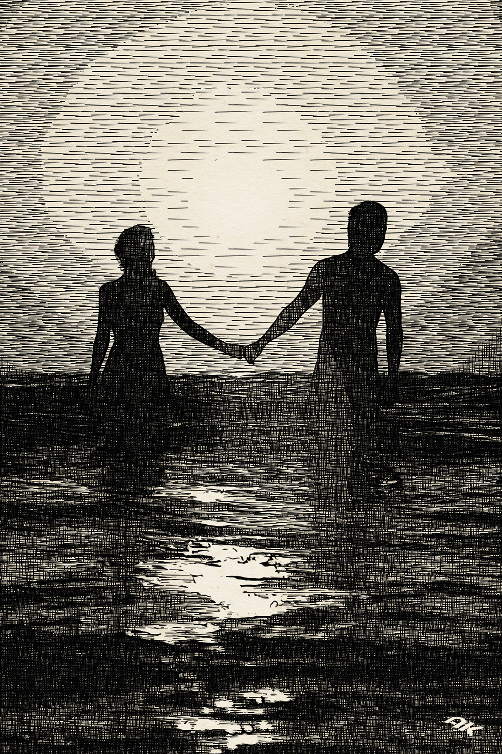 Silhouettes-Engraving-3-copyright-andrew-knutt
