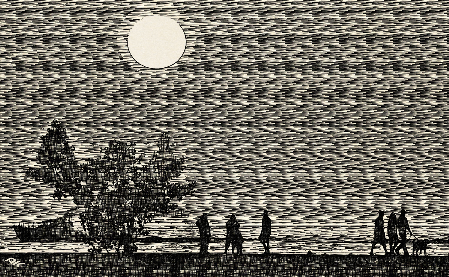Silhouettes-Engraving-5-copyright-andrew-knutt